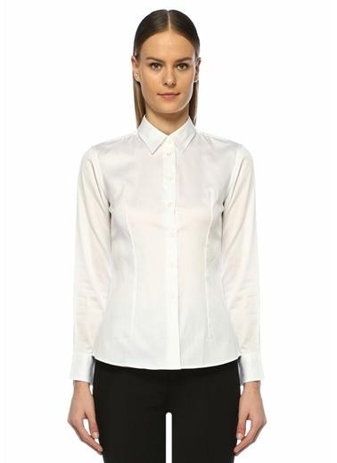 Beymen Bluz Beyaz